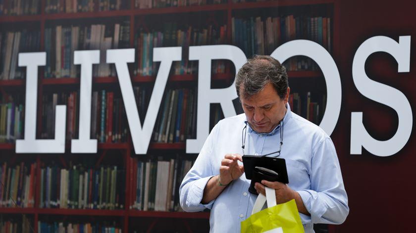 Kalaf Epalanga e Luís Quintais falam de livros