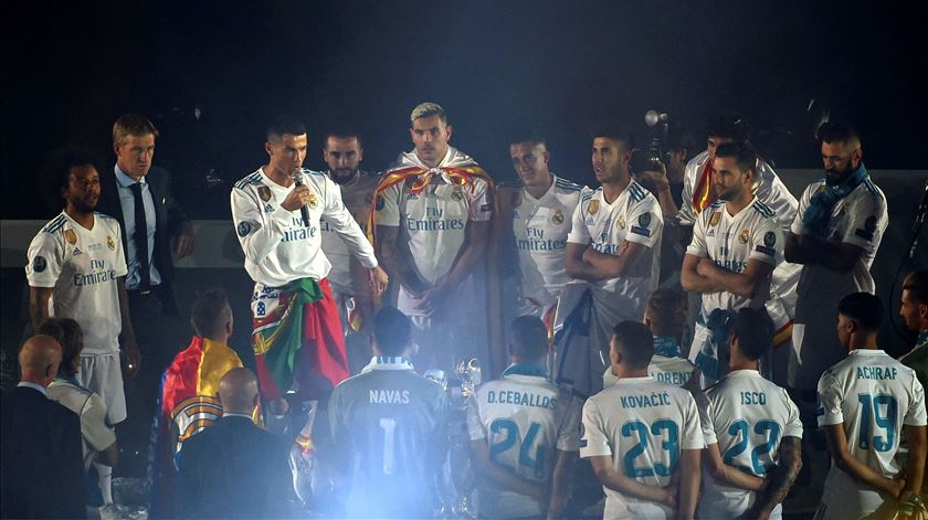 Fica ou sai? A incógnita de Ronaldo no Real Madrid