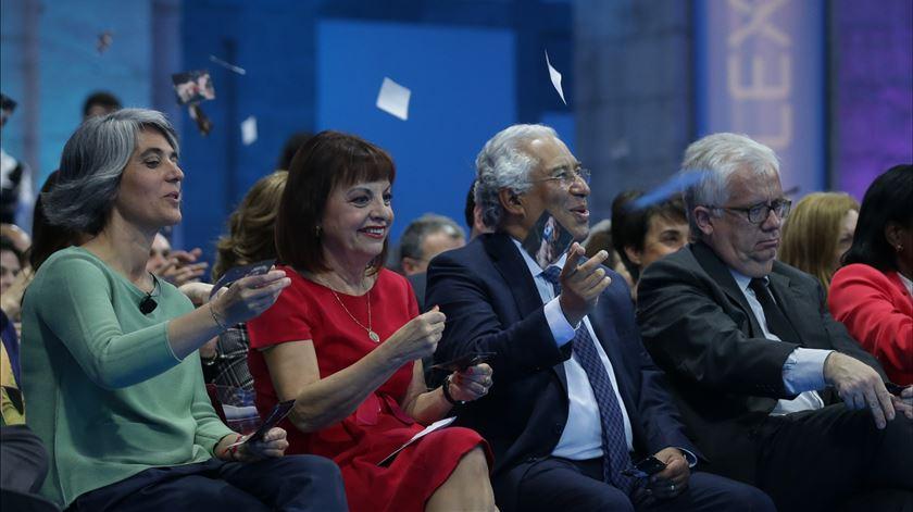 António Costa estima poupança de 1.100 milhões