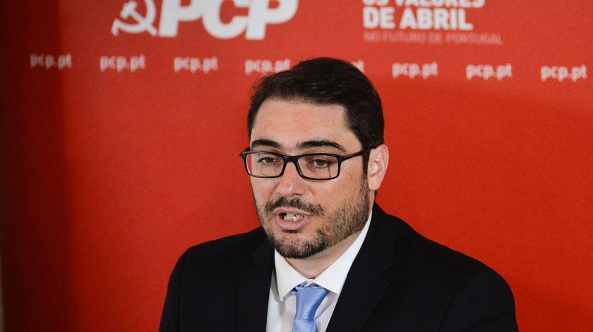PCP e CDS querem explicações do Governo sobre SIRESP