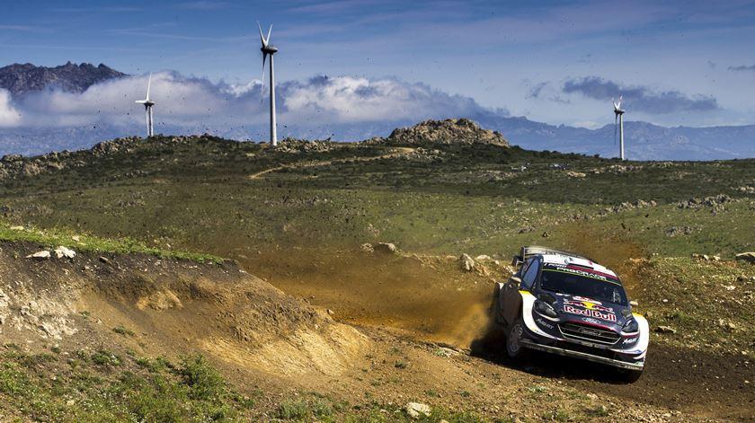Abandonos garantem título por antecipação no WRC da Austrália