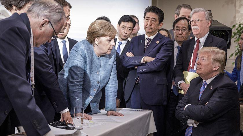 Foto: Jesco Denze/Governo da Alemanha