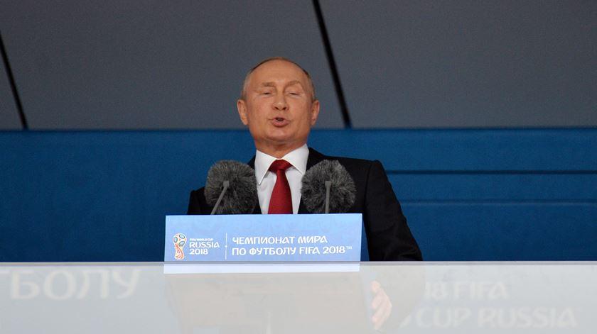 Conselho de Diretores - O lado político do Mundial de Futebol - 14/06/2018