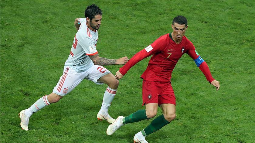 Portugal faz amigável contra a Espanha antes do Euro 2020