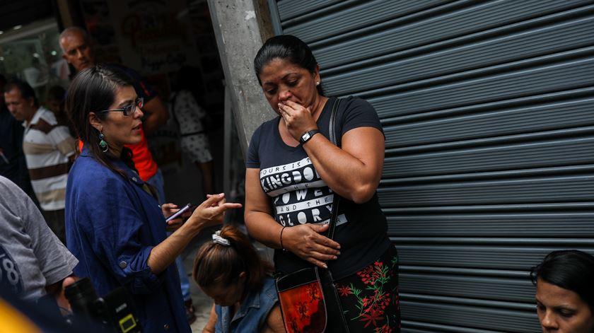 87% da população é pobre e 61% vive em pobreza extrema. Foto: Cristian Hernandez/EPA