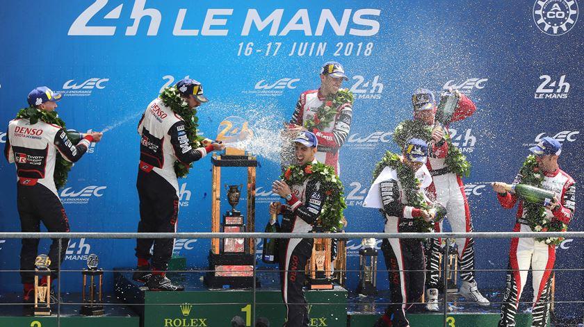 Covid-19. 24 Horas de Le Mans sem público em 19 e 20 de setembro