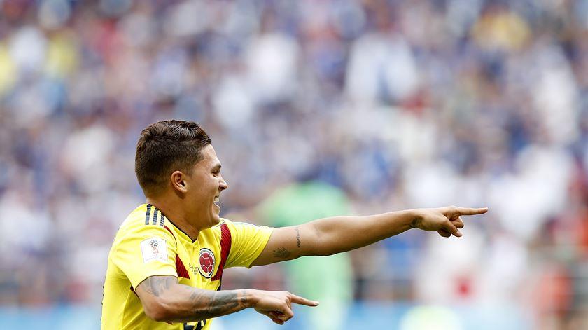 Quintero marca golo fantástico pelo River Plate