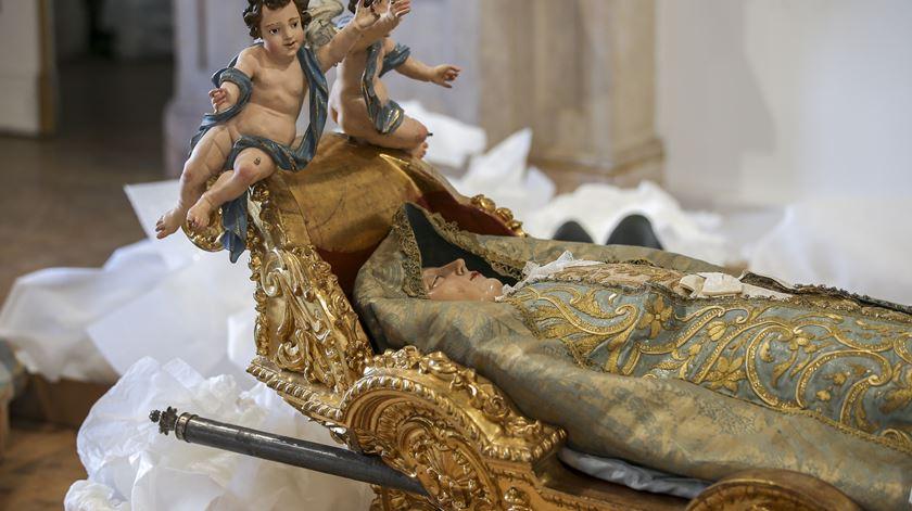 """Tesouros das catedrais numa mostra do """"melhor da arte portuguesa"""""""