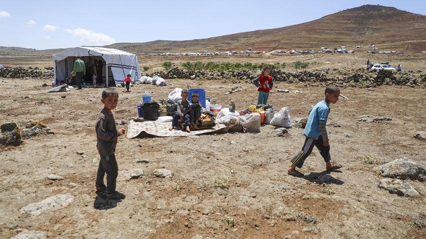 Freira portuguesa alerta para degradação da situação económica na Síria