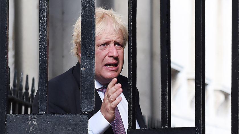 Boris Johnson já não vai a tribunal por alegadas mentiras antes do referendo
