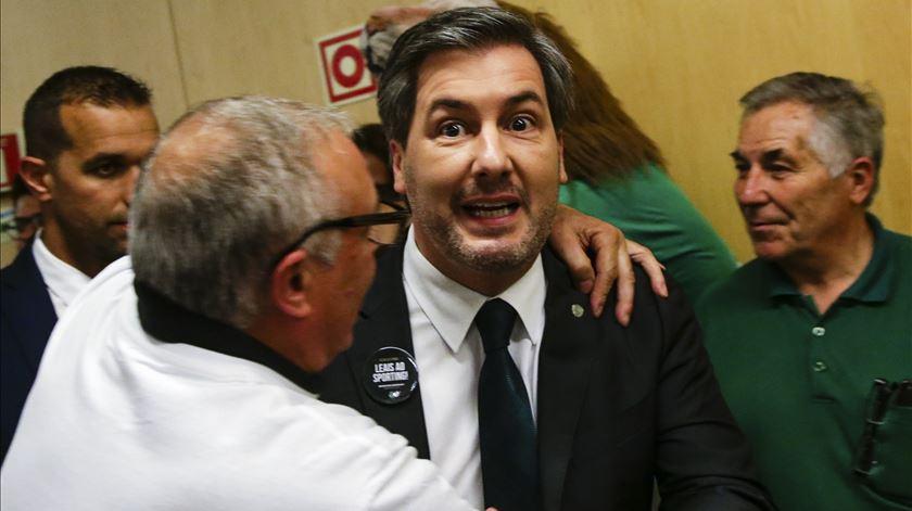 Pedro Proença renuncia ao cargo de mandatário de Bruno de Carvalho