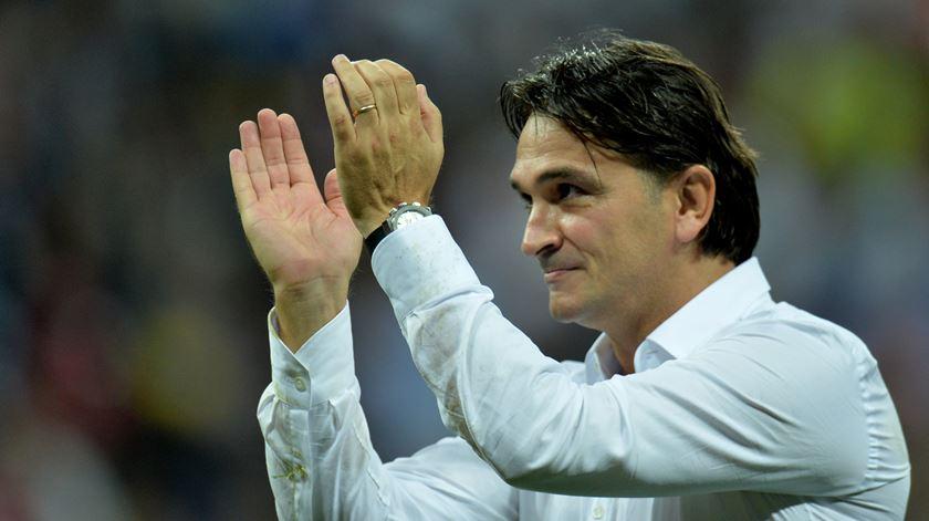 "Zlatko Dalic: ""Temos de estar orgulhosos"""