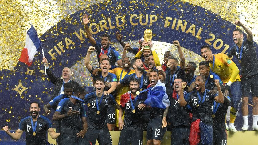 França mereceu ganhar o Mundial de Futebol?