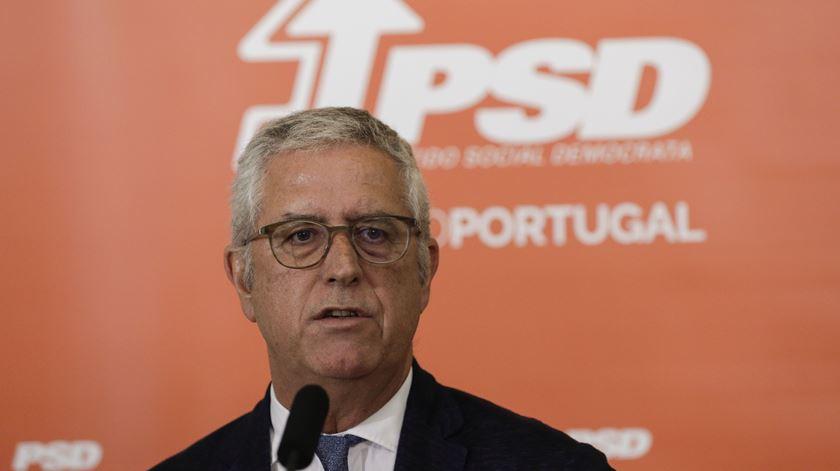 """Negrão considera """"encerrado"""" """"caso Silvano"""""""