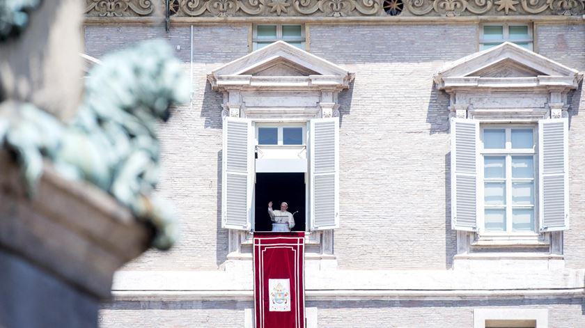 Papa sai em defesa das vítimas de tráfico humano