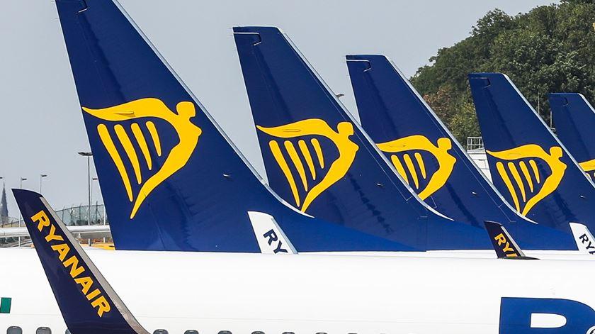 Ryanair garante que não há interrupções na operação em dia de greve