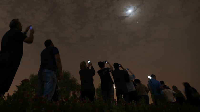 Centro Astronómico de Al Thuraya, no Dubai Foto: Ali Haider/EPA