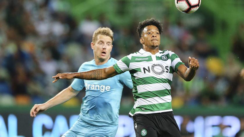 """Matheus Pereira: """"Não podia ficar encostado no Sporting mais um ano"""""""