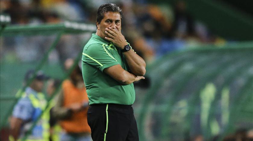 """Sérgio solidário com Peseiro. """"É extremamente injusto"""""""