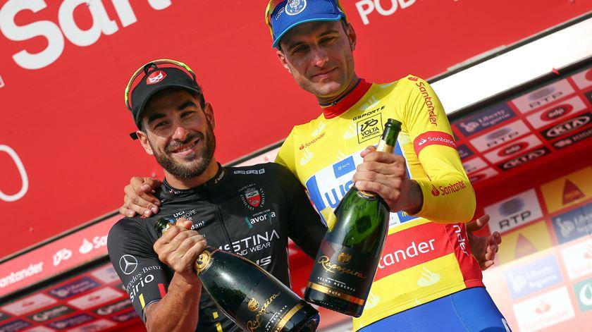 Stacchiotti vence quinta etapa da Volta, mas Alarcón mantém camisola amarela