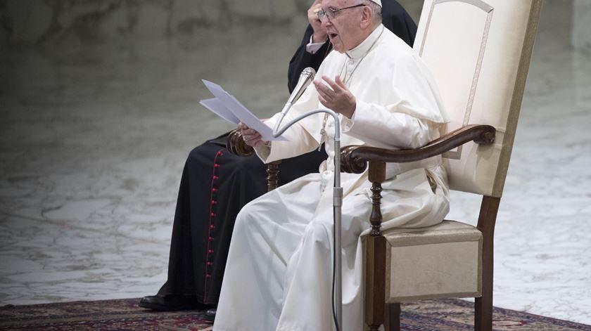 """A dor do Papa pelo naufrágio de migrantes: """"Buscavam esperança e paz"""""""