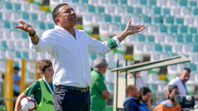 """Lito Vidigal: """"Se tivéssemos feito o 2-1, ninguém estranhava"""""""