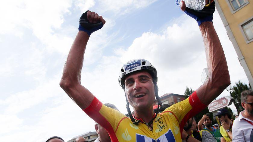 Raúl Alárcon vence Volta a Portugal pela segunda vez consecutiva
