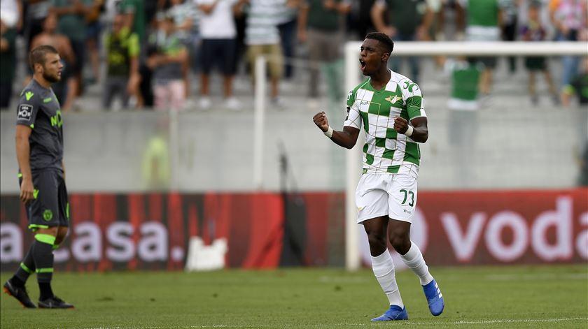 Benfica empresta Heriberto Tavares ao Boavista