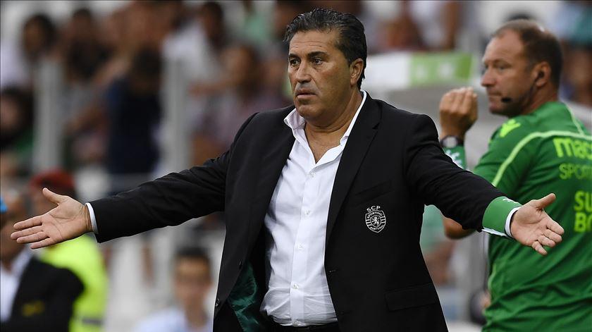 """Varandas nunca teve uma """"conversa sobre futebol com José Peseiro"""""""