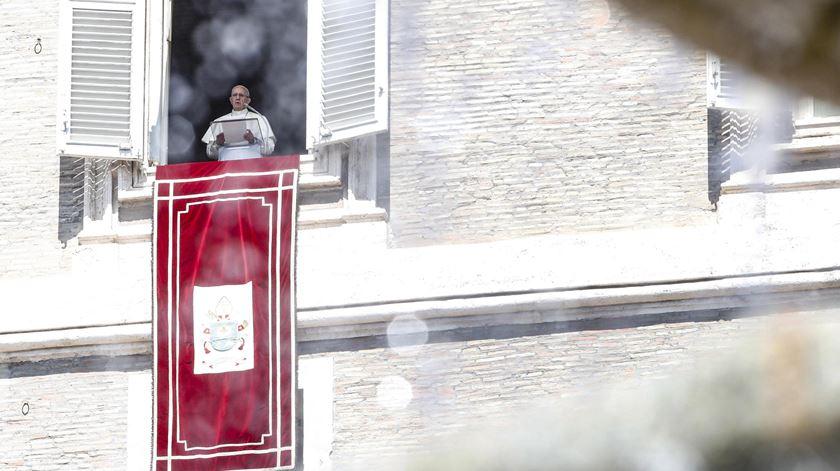 """Papa Francisco lembra """"imagem dolorosa"""" do """"Holocausto ucraniano"""""""