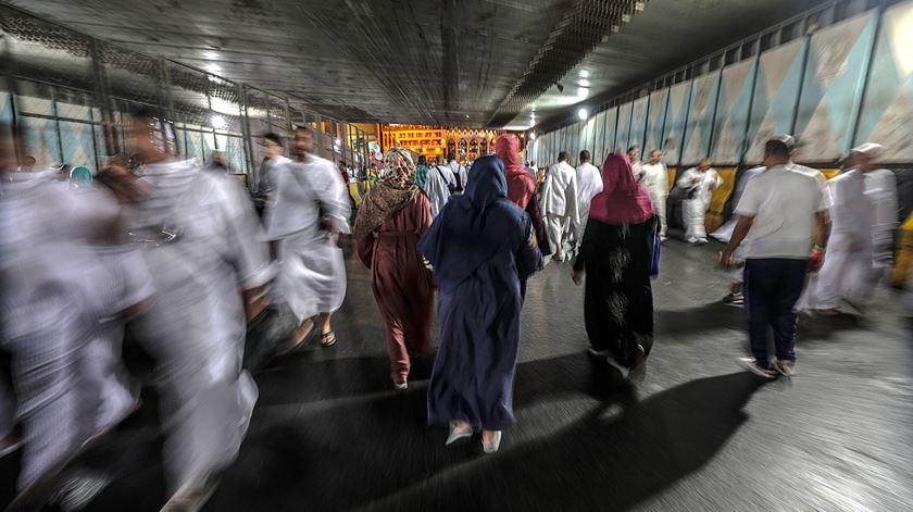 Israel fecha a passagem com a Faixa de Gaza e dificulta peregrinação a Meca