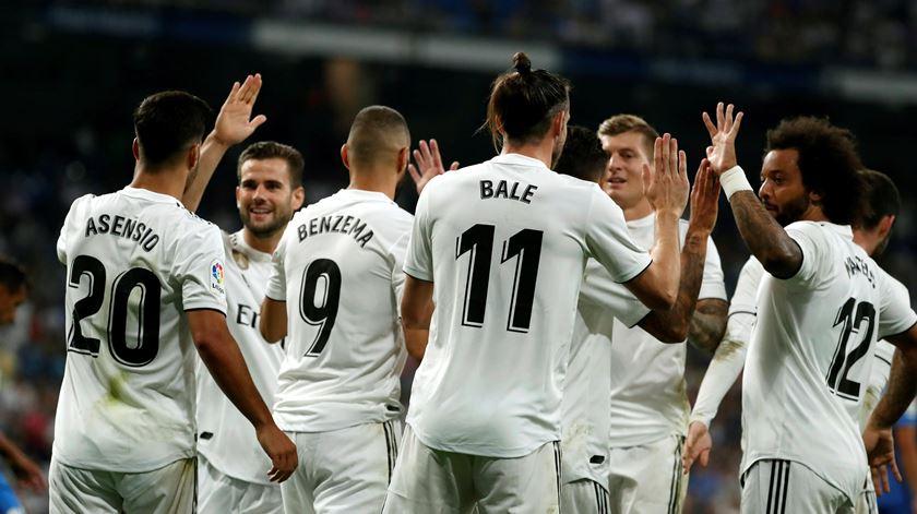 Real Madrid, Bale. Foto: Kiko Huesca/EPA