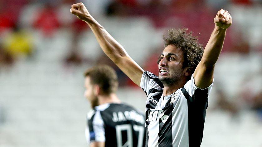 Depois do Feirense, a seleção do Egito. Jogador afastado da CAN por acusações de assédio sexual