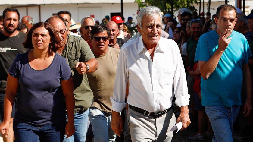 PCP anuncia ausência na tomada de posse do Governo