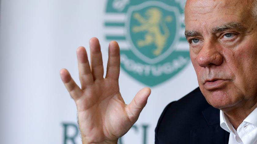 Ricciardi esclarece que estatutos do Sporting não permitem fusão de listas