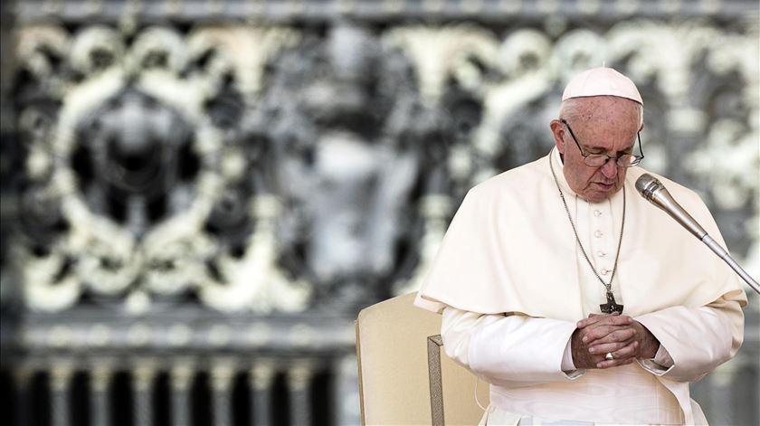 """Papa recorda atentado contra São João Paulo II e """"proteção materna"""" de Fátima"""
