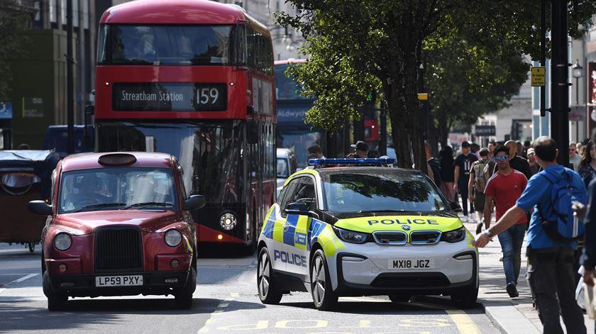 Estado Islâmico reivindica atentado de domingo em Londres
