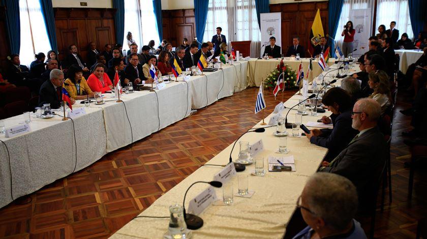Venezuela. Vizinhos continuam a receber cidadãos do país
