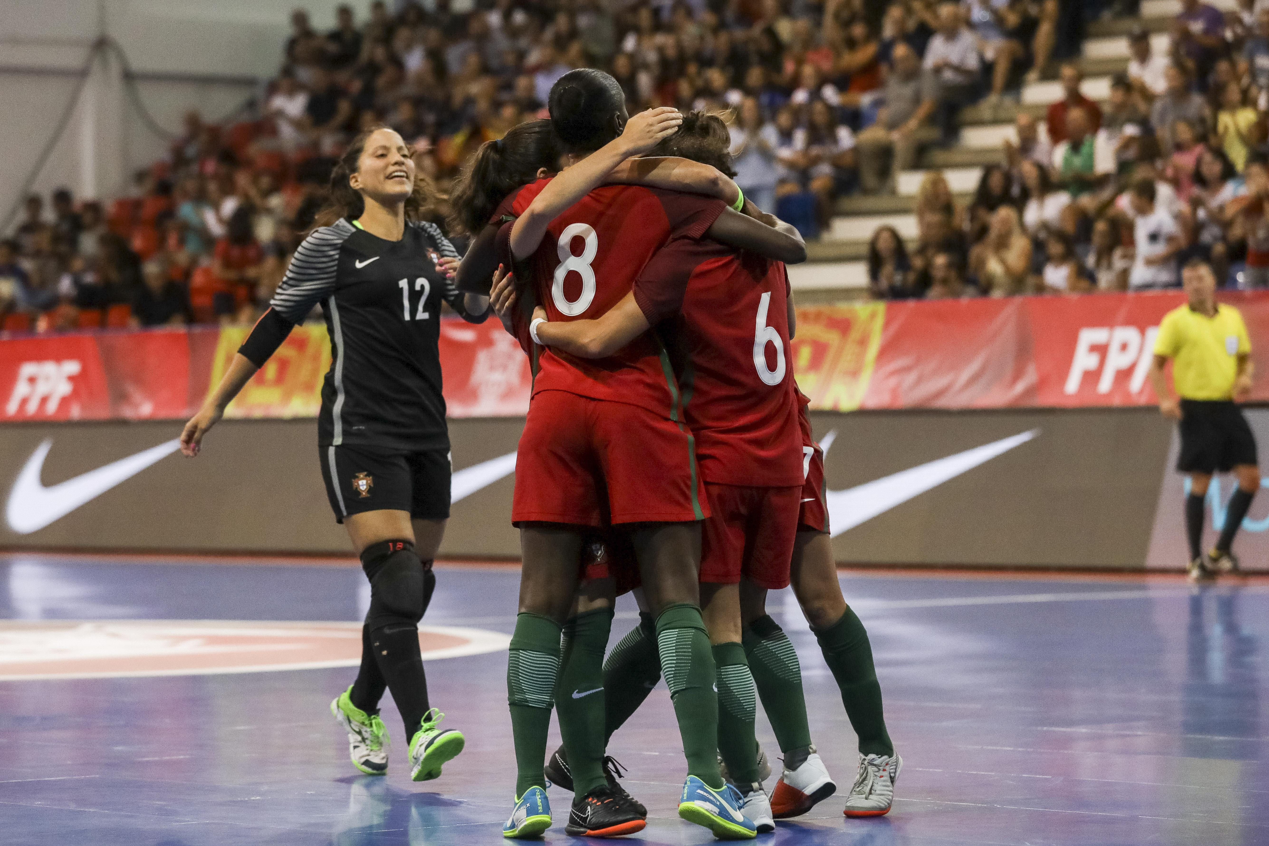 Portugal recebe Euro de futsal feminino com o sonho de ser o ... 64ae878334d2f