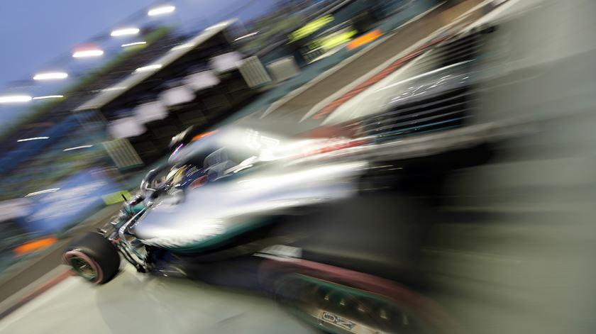 Lewis Hamilton. Foto: Franck Robichon/EPA