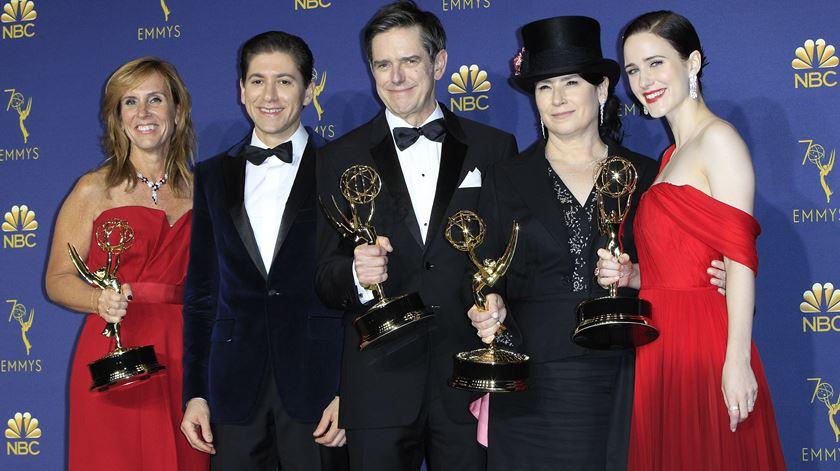 Confirmações e surpresas. Eis os principais vencedores dos Emmys 2018