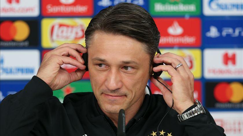"""Kovac avisa Benfica. """"Terão de defender bem"""""""