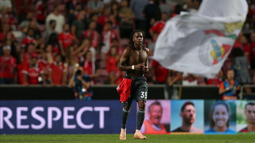 Benfica deu nova Luz à carreira de Renato Sanches no Bayern
