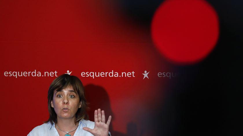 Remodelação no Governo. Catarina Martins preocupada com saúde e energia
