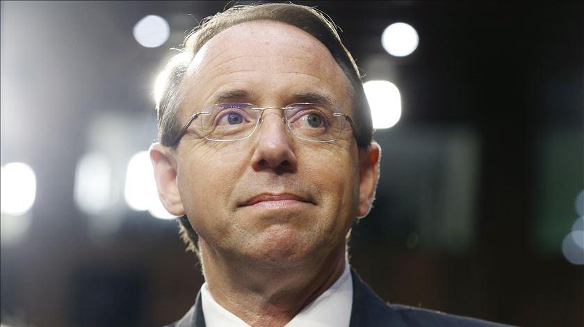 Vice-procurador dos EUA pondera demissão