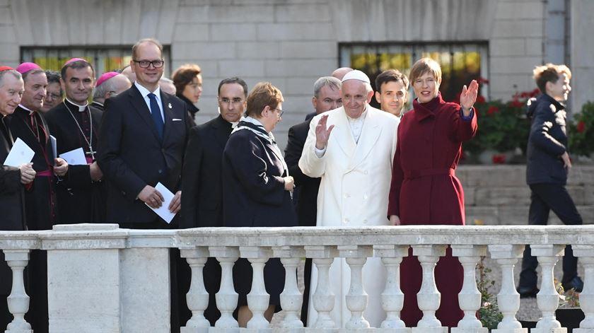 Papa alerta para o perigo da confiança total no progresso tecnológico