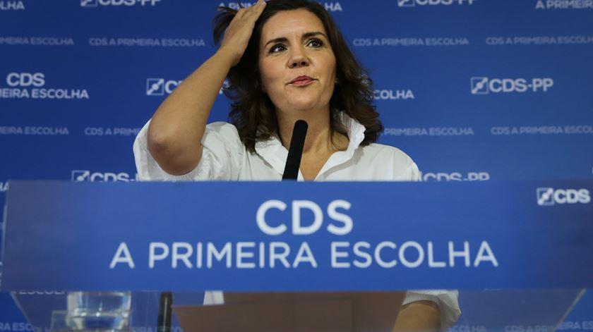 Assunção Cristas diz que António Costa sai fragilizado da remodelação