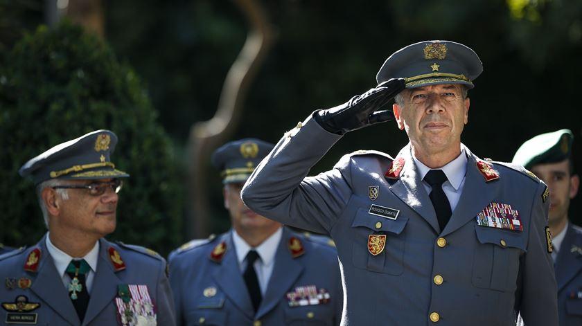 General Rovisco Duarte terá impedido PJ de entrar em base militar