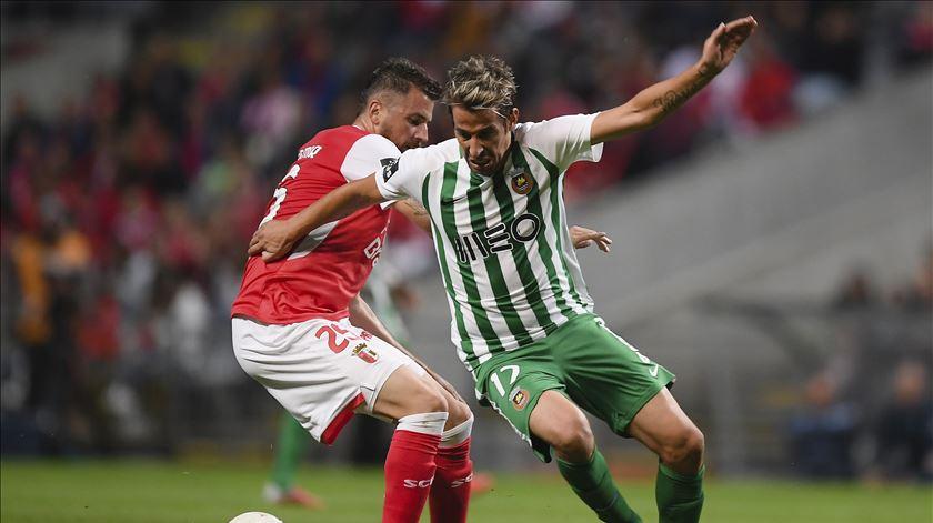 Fábio Coentrão perto de se juntar a Abel Ferreira no PAOK