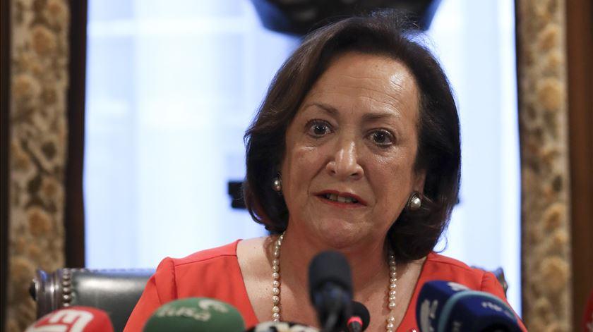 Joana Marques Vidal defende audição pública de procuradores-gerais da República